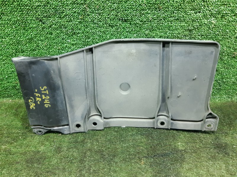 Защита двигателя Toyota Caldina ST246W 3SGTE 2003 передняя правая (б/у)