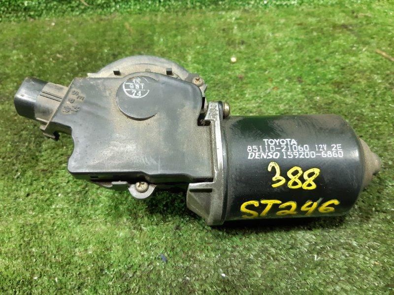 Мотор дворников Toyota Caldina ST246W 3SGTE 2003 (б/у)