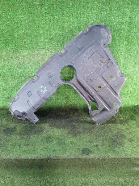 Защита двигателя Toyota Vanguard ACA33 2AZFE 2007 передняя (б/у)