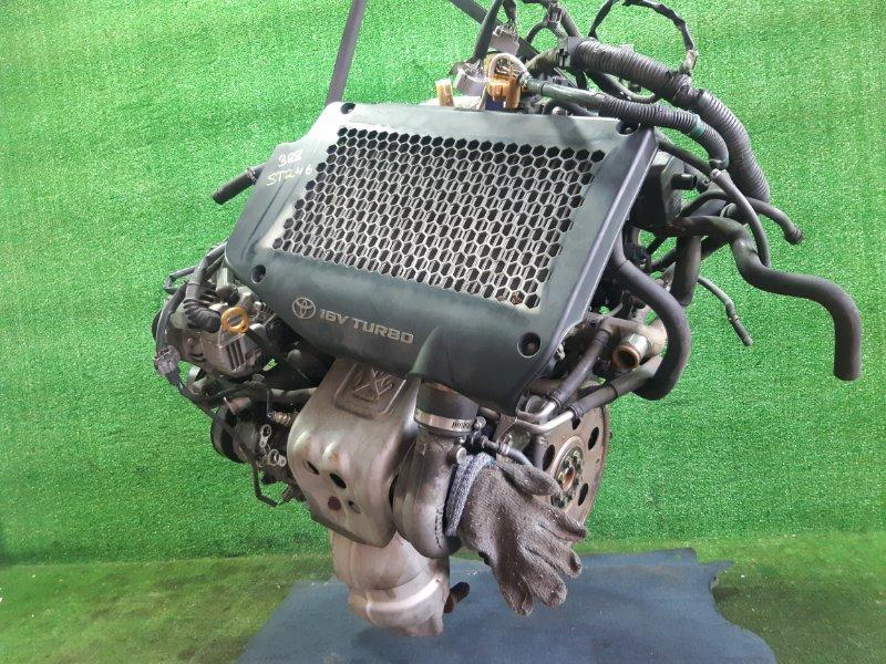 Двигатель Toyota Caldina ST246W 3SGTE 2003 (б/у)
