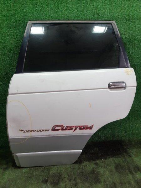 Дверь Daihatsu Pyzar G301G HDEP 2000 задняя левая (б/у)