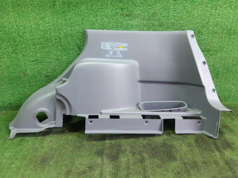 Обшивка багажника Daihatsu Pyzar G301G HDEP 2000 задняя правая (б/у)