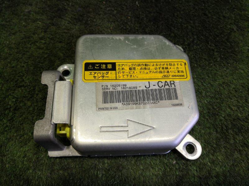 Блок управления airbag Toyota Cavalier TJG00 LD9 1997 (б/у)