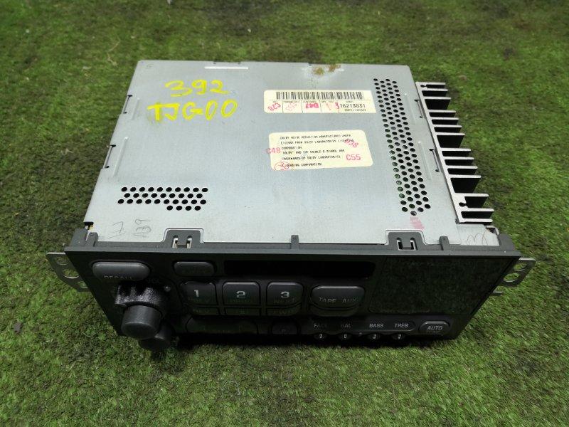 Магнитофон Toyota Cavalier TJG00 LD9 1997 (б/у)