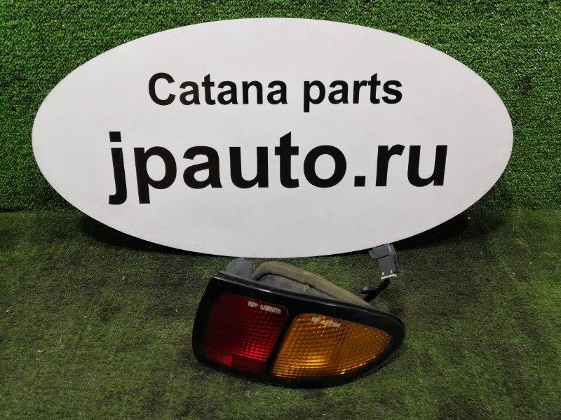 Стоп-сигнал Toyota Cavalier TJG00 LD9 1997 задний правый (б/у)