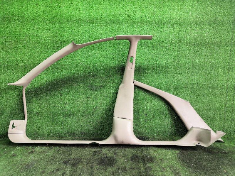 Обшивка стойки кузова Toyota Cavalier TJG00 LD9 1997 правая (б/у)