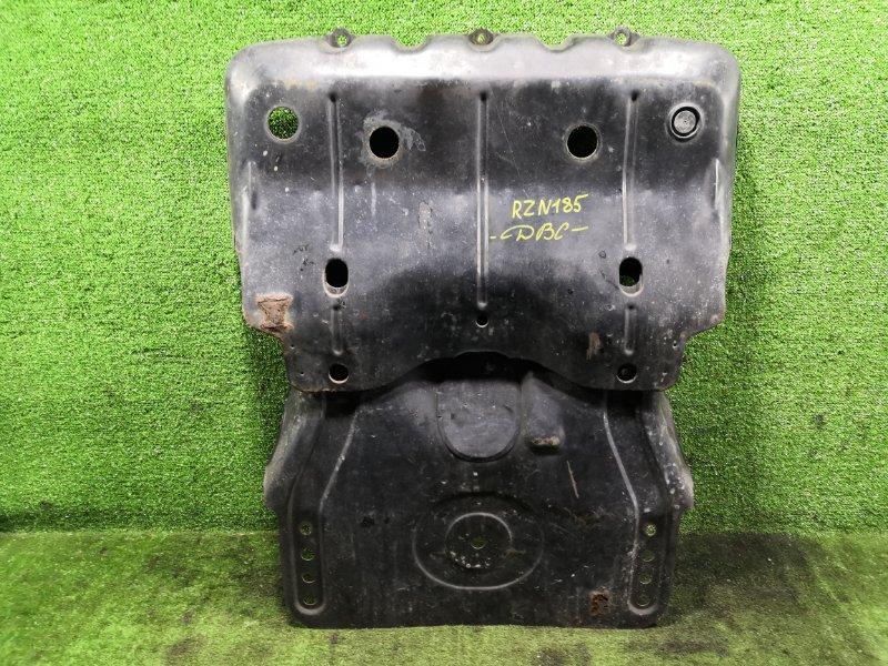 Защита двигателя Toyota Hilux Surf RZN185 3RZFE 2001 (б/у)