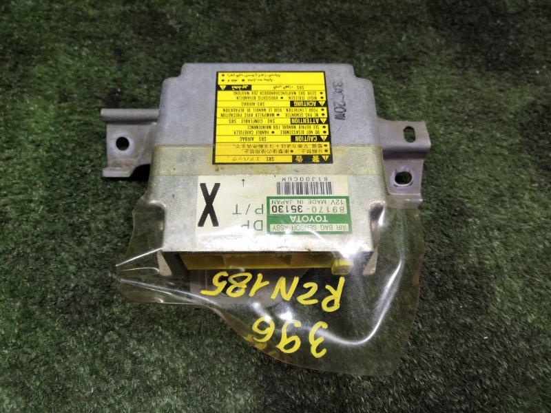Блок управления airbag Toyota Hilux Surf RZN185 3RZFE 2001 (б/у)