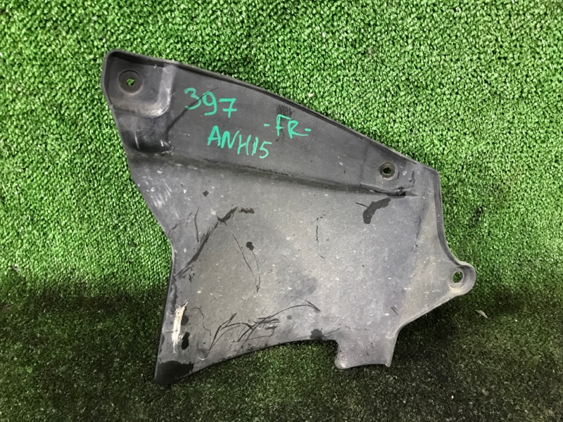 Защита двигателя Toyota Alphard ANH15 2AZFE 2003 передняя правая (б/у)