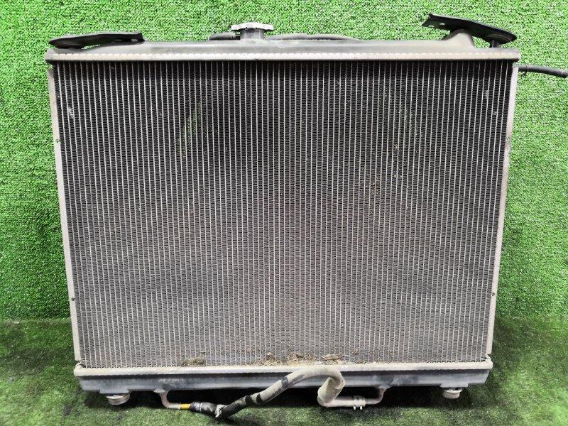 Радиатор основной Mitsubishi Pajero V75W 6G74 2000 (б/у)