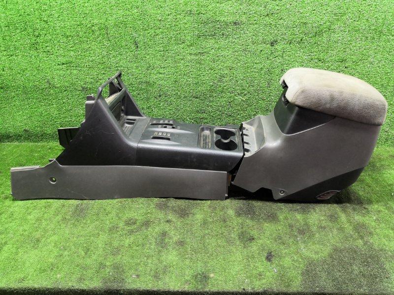Бардачок между сиденьями Mitsubishi Pajero V75W 6G74 2000 (б/у)