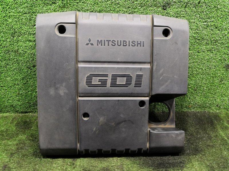 Крышка двс декоративная Mitsubishi Pajero V75W 6G74 2000 (б/у)