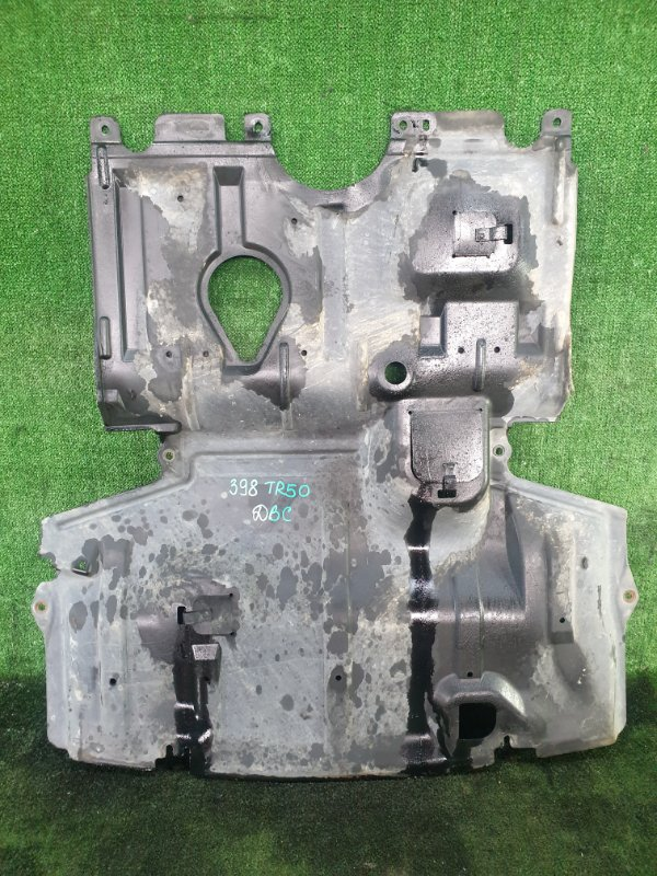 Защита двигателя Nissan Terrano TR50 ZD30DDTI 2000 (б/у)