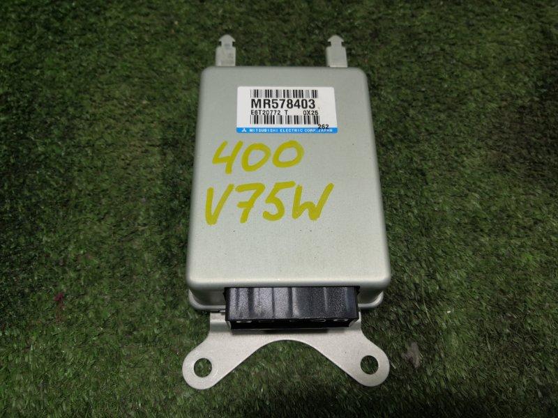 Электронный блок Mitsubishi Pajero V75W 6G74 2000 (б/у)