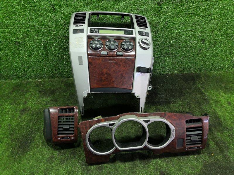 Консоль спидометра Toyota Hilux Surf RZN215W 3RZFE 2003 (б/у)