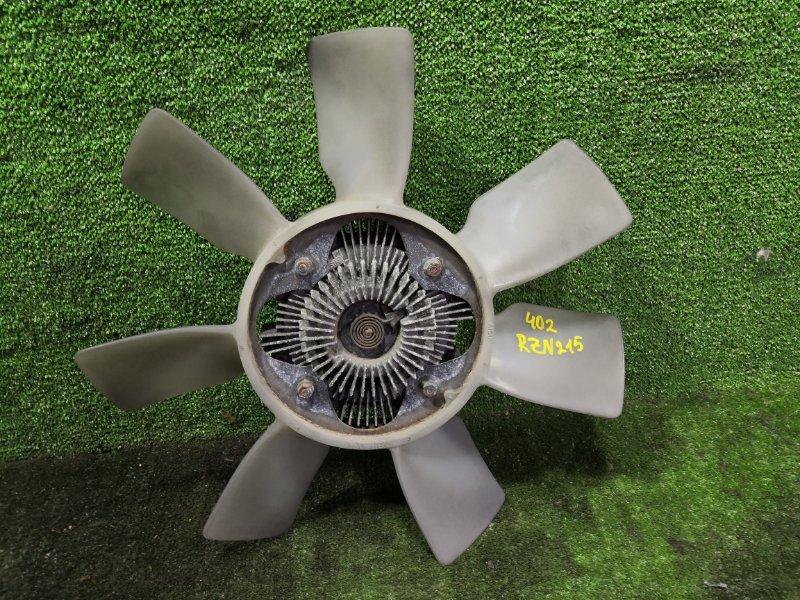 Вискомуфта Toyota Hilux Surf RZN215W 3RZFE 2003 (б/у)