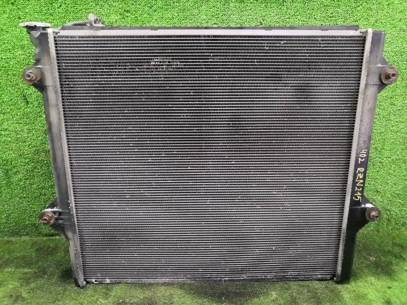 Радиатор основной Toyota Hilux Surf RZN215W 3RZFE 2003 (б/у)