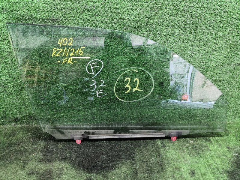 Стекло Toyota Hilux Surf RZN215W 3RZFE 2003 переднее правое (б/у)