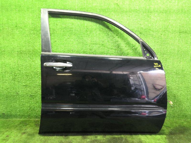 Дверь Toyota Hilux Surf RZN215W 3RZFE 2003 передняя правая (б/у)
