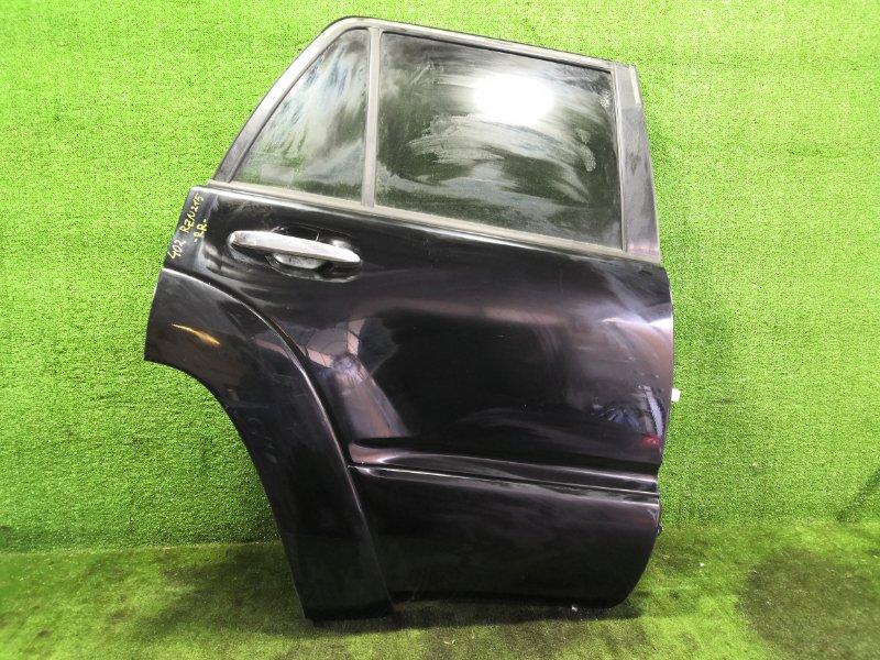 Дверь Toyota Hilux Surf RZN215W 3RZFE 2003 задняя правая (б/у)