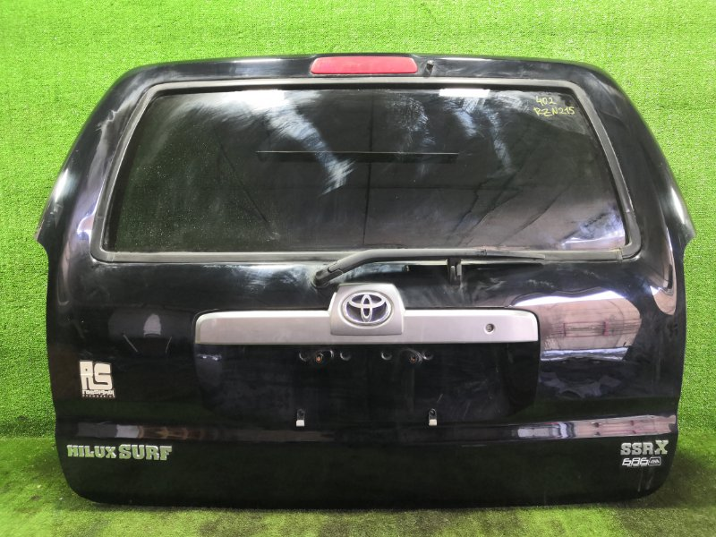 Дверь 5-я Toyota Hilux Surf RZN215W 3RZFE 2003 (б/у)