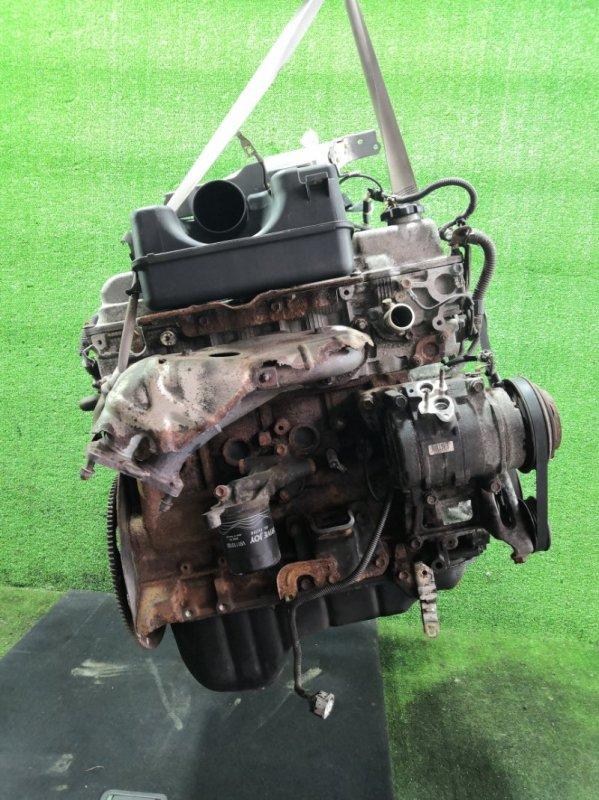 Двигатель Toyota Hilux Surf RZN215W 3RZFE 2003 (б/у)