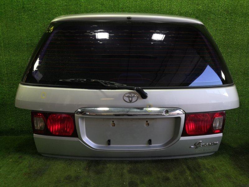 Дверь 5-я Toyota Ipsum CXM10 3CTE 1999 (б/у)