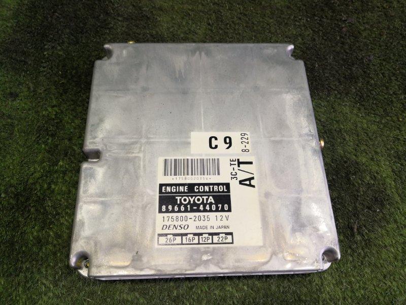 Блок управления efi Toyota Ipsum CXM10 3CTE 1999 (б/у)