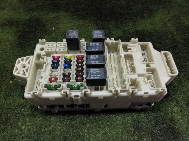 Блок предохранителей Mitsubishi Airtrek CU2W 4G63T 2002 (б/у)
