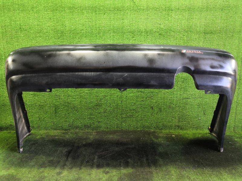 Бампер Toyota Crown GS141 1GFE 1994 задний (б/у)