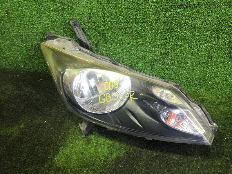 Фара Honda Freed GB3 L15A 2008 передняя правая (б/у)
