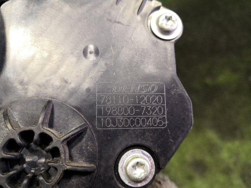 Педаль газа Toyota Allion NZT260 1NZFE 2007 (б/у)