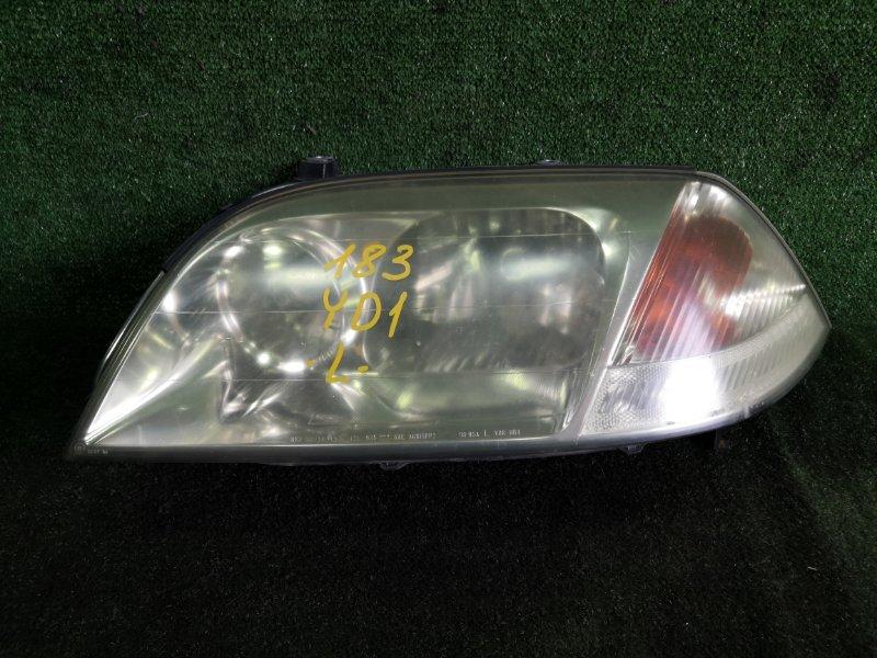 Фара Honda Mdx YD1 J35A 2003 передняя левая (б/у)