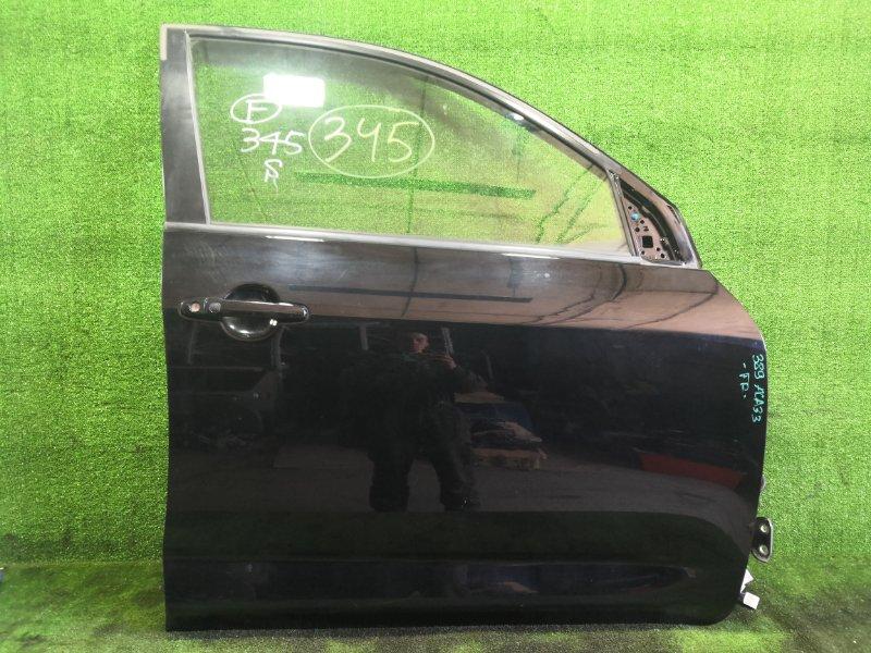 Дверь Toyota Vanguard ACA33 2AZFE 2007 передняя правая (б/у)