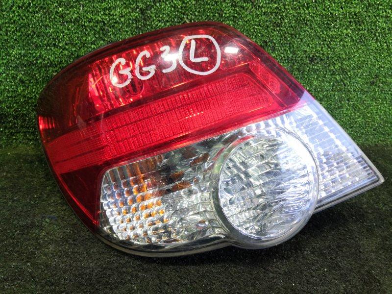 Стоп-сигнал Subaru Impreza GG2 EJ15 задний левый (б/у)