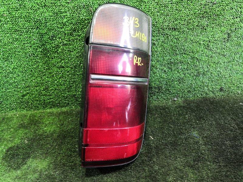 Стоп-сигнал Toyota Hiace KZH106W 1KZTE 1995 задний правый (б/у)