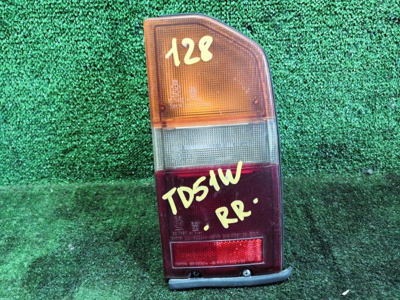 Стоп-сигнал Suzuki Escudo TD51W J20A 1996 задний правый (б/у)