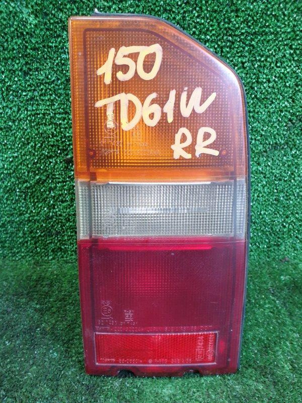 Стоп-сигнал Suzuki Escudo TD61W H25A 1997 задний правый (б/у)