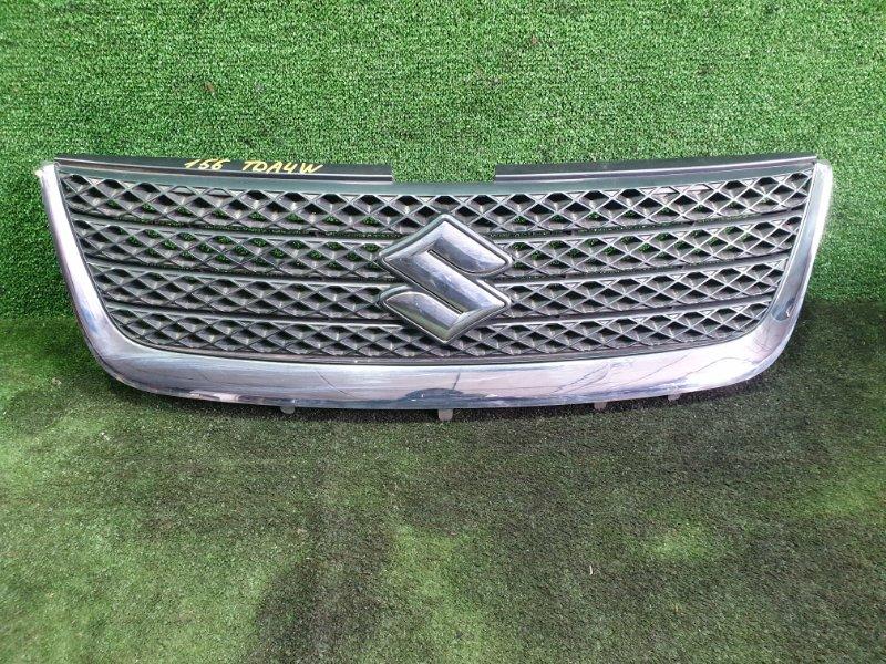 Решетка радиатора Suzuki Escudo TDA4W J24B 2009 (б/у)