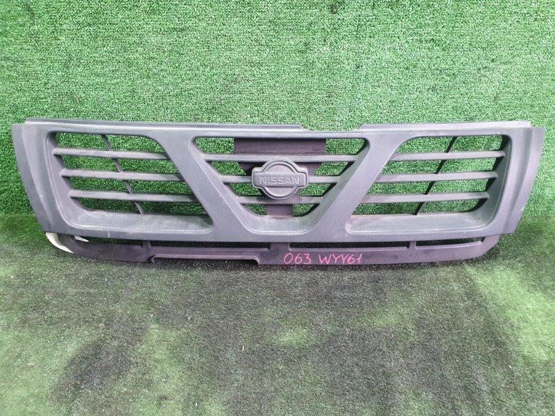 Решетка радиатора Nissan Safari WYY61 RD28T 1998 (б/у)