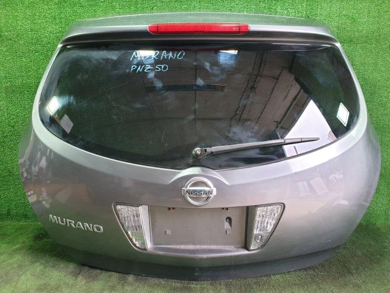 Дверь 5-я Nissan Murano TZ50 VQ35DE (б/у)