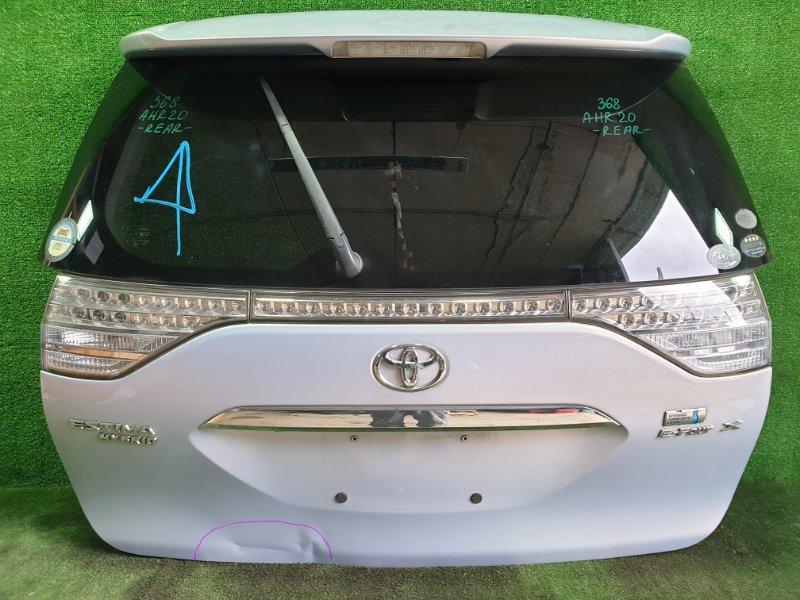 Дверь 5-я Toyota Estima AHR20 2AZFXE 2006 (б/у)