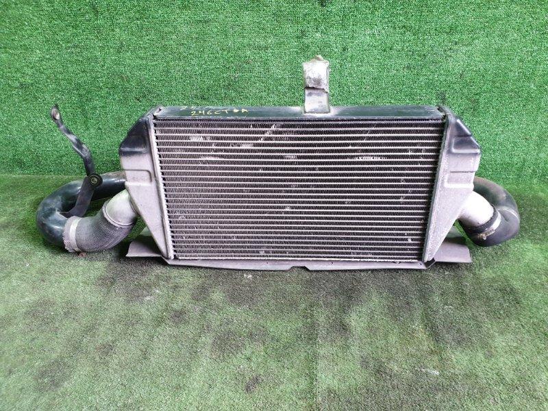 Радиатор интеркулера Mitsubishi Lancer Evolution CT9A 4G63T 2002 (б/у)