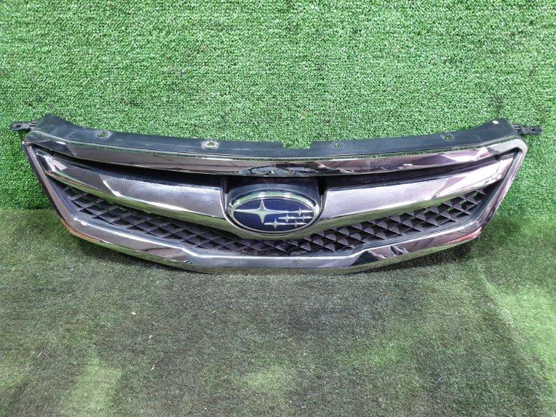 Решетка радиатора Subaru Legacy BR9 EJ253 2009 (б/у)