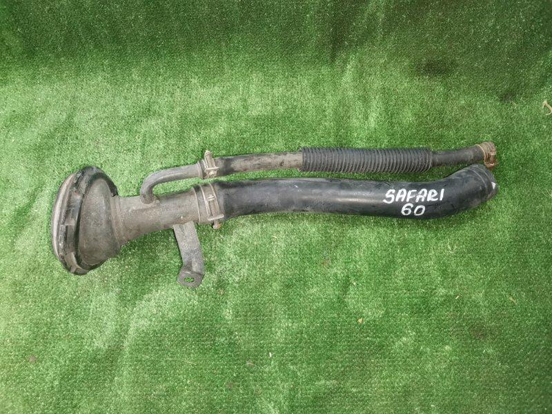 Горловина топливного бака Nissan Safari WGY61 RD28T (б/у)