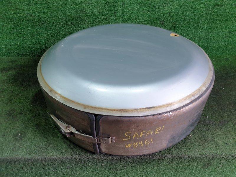 Колпак запасного колеса Nissan Safari WGY61 RD28T (б/у)