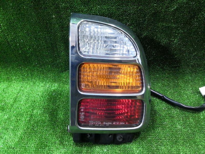 Стоп-сигнал Toyota Rav4 SXA10 3SGE 1997 задний правый (б/у)
