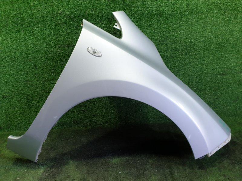 Крыло Nissan Leaf ZE0 EM61 2011 переднее правое (б/у)