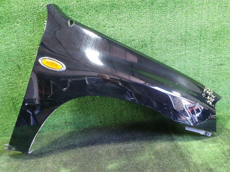 Крыло Mazda Tribute EPEW YF 2001 переднее правое (б/у)