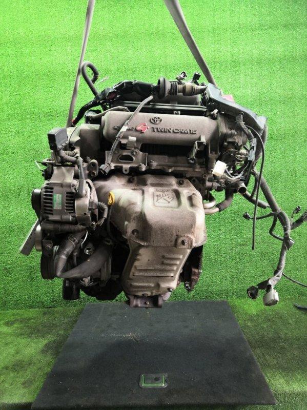 Двигатель Toyota Rav4 SXA10 3SGE 1997 (б/у)